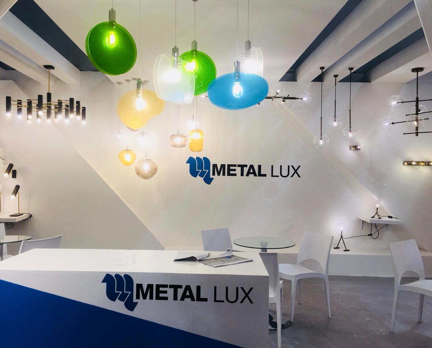 Metal Lux - Salone del Mobile Milano